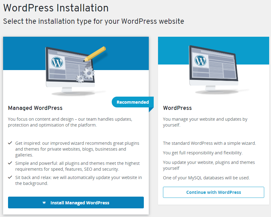 Pixel Boutique | How to install WordPress - Ionos / 1and1| WordPress Tutorials