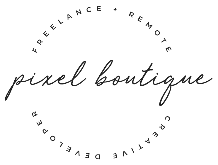 Pixel Boutique - Minimal WordPress Themes - Web design and development - Stoke, Staffordshire -  Macclesfield, Congleton, Cheshire