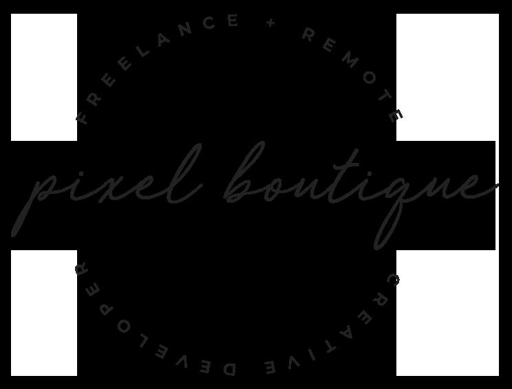 Pixel Boutique - Minimal WordPress Themes - Web design and development - Stoke, Staffordshire -  Macclesfield, Congleton, Cheshire