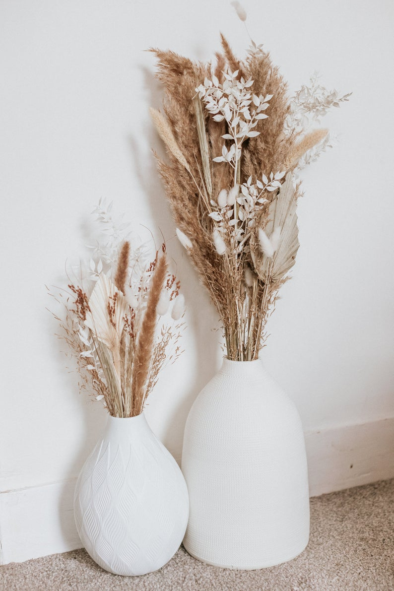 Natural Dried Flower Bunch